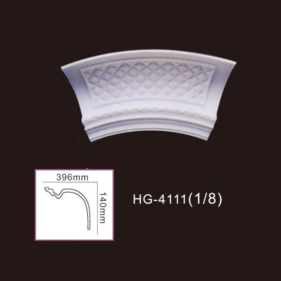 Wholesale Discount Cheap Medallions - Beautiful Lamp Plate-HG-4111 – HUAGE DECORATIVE