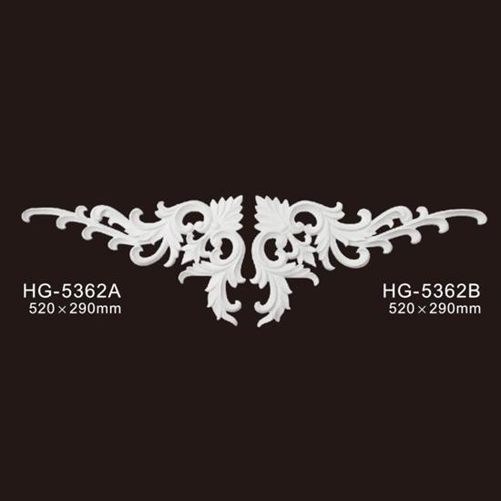 Veneer Accesories-PU Decorative Ornaments-HG-5362 Featured Image
