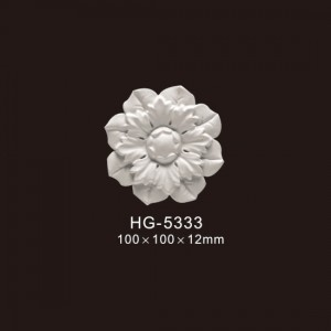 OEM manufacturer Granite Column Pillar - Veneer Accesories-HG-5333 – HUAGE DECORATIVE