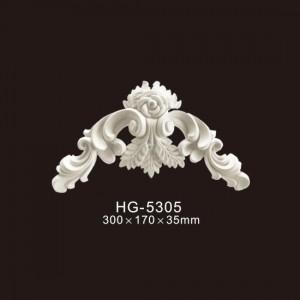 2019 wholesale price Souvenir Medallion - Veneer Accesories-HG-5305 – HUAGE DECORATIVE