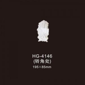 Beautiful Lamp Plate-HG-4146
