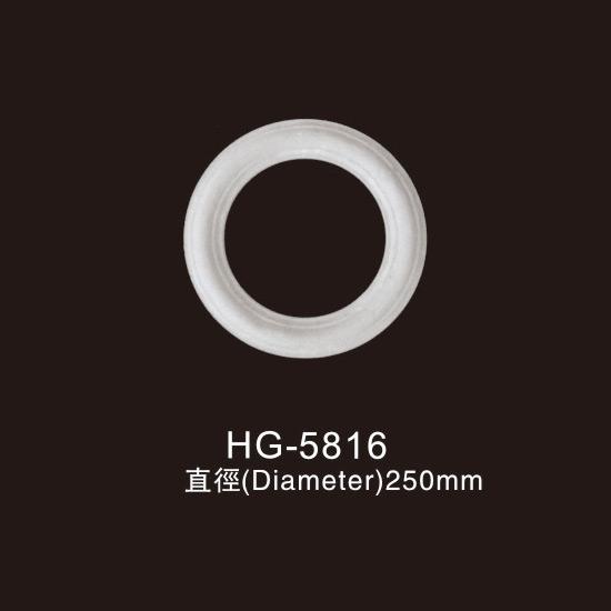 Factory Supply Pu Decorative Corbel - PU-HG-5816 – HUAGE DECORATIVE