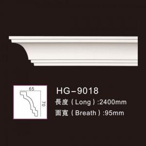 100% Original Roman Classic Corbel - Plain Cornices Mouldings-HG-9018 – HUAGE DECORATIVE