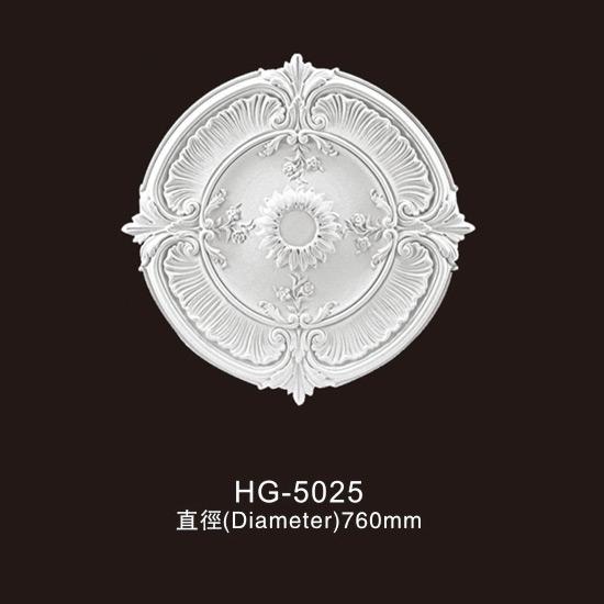 2019 wholesale price Crown Corner Moulding - Ceiling Mouldings-HG-5025 – HUAGE DECORATIVE
