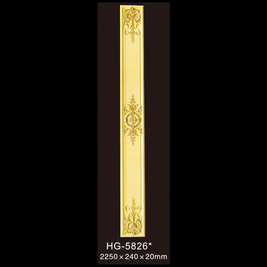 High Quality Ceiling Medallion - Wall Plaques-HG-5826 – HUAGE DECORATIVE