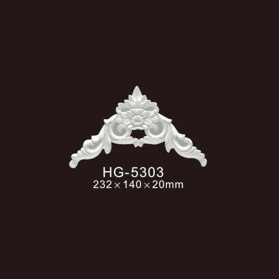 OEM/ODM Supplier Embellished Corbel Design - Veneer Accesories-HG-5303 – HUAGE DECORATIVE Featured Image