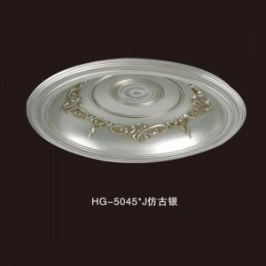 Ceiling Mouldings-HG-5045J Antique silver