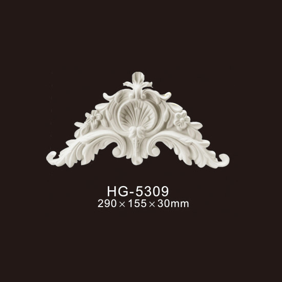 Factory made hot-sale Roman Column Decor - Veneer Accesories-HG-5309 – HUAGE DECORATIVE