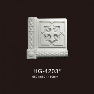 Hot sale Decoration Corbel - PU-HG-4203 – HUAGE DECORATIVE