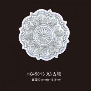 Ceiling Mouldings-HG-5013J Antique silver