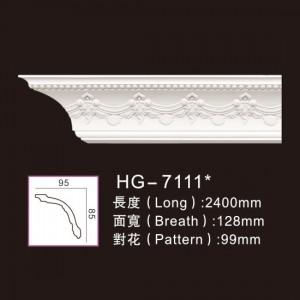 Carving Cornice Mouldings-HG7111