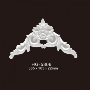 Wholesale Dealers of Commemorative Medallion - Veneer Accesories-HG-5306 – HUAGE DECORATIVE