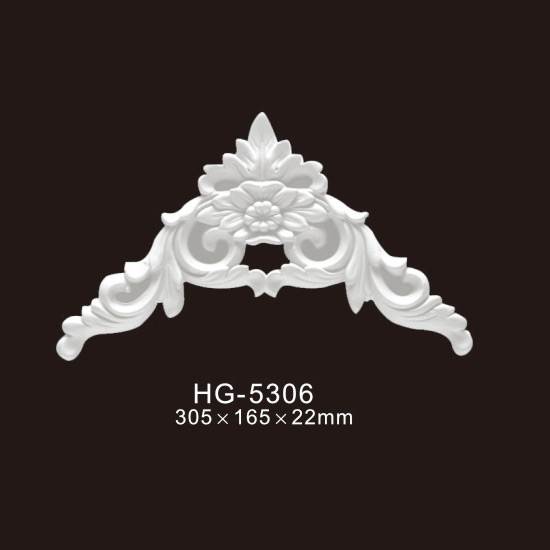 Reliable Supplier White Marble Columns - Veneer Accesories-HG-5306 – HUAGE DECORATIVE