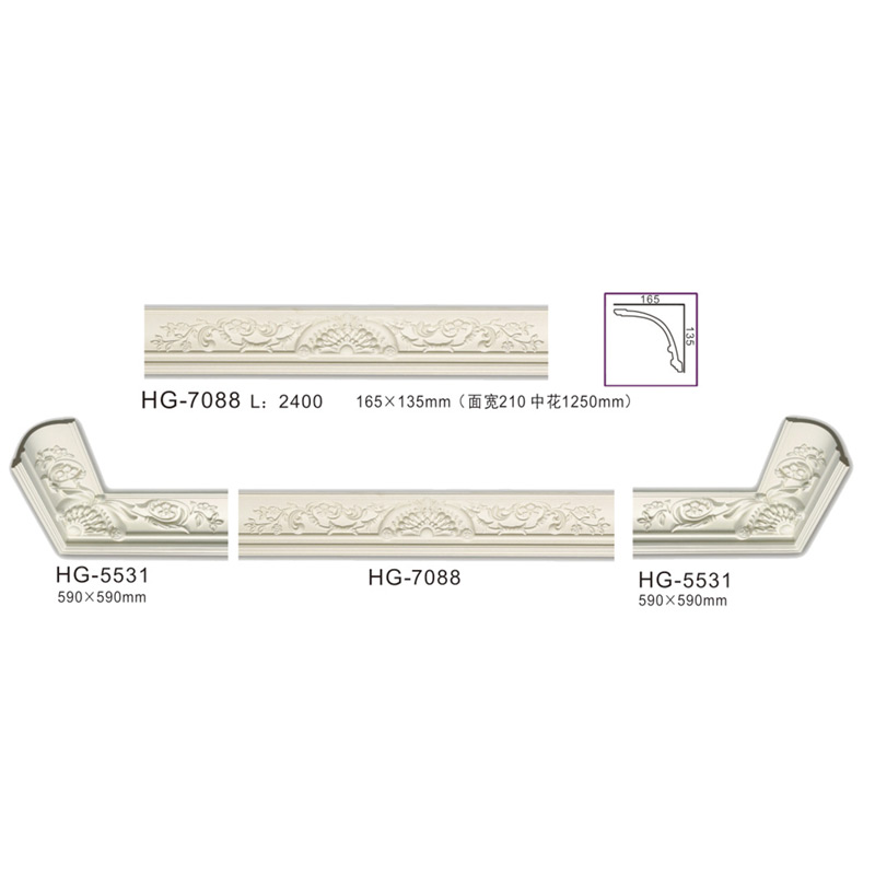 Hot-selling Ancient Medallion - Wall Plaques-HG7088 – HUAGE DECORATIVE Featured Image