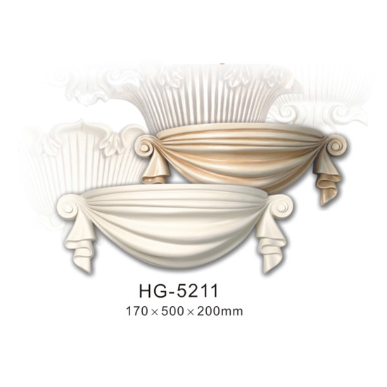PriceList for Western Style Marble Fireplace - Fireplace Corbels & Surface Mounted Nicbes-HG-5211 – HUAGE DECORATIVE