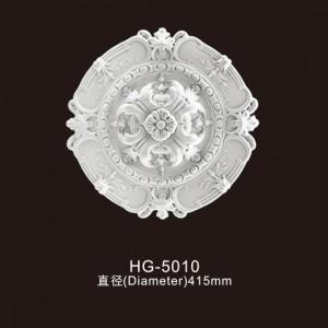 Good Wholesale Vendors Plain Crown Moulding - Ceiling Mouldings-HG-5010 – HUAGE DECORATIVE