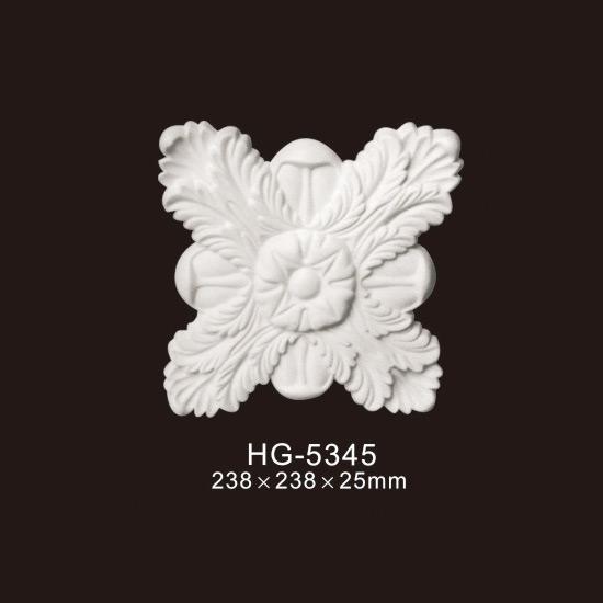 18 Years Factory Roman Fiberglass Columns - Veneer Accesories-HG-5345 – HUAGE DECORATIVE Featured Image