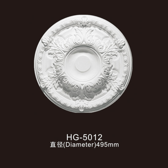2019 High quality Pu Crown Corner Moulding - Ceiling Mouldings-HG-5012 – HUAGE DECORATIVE