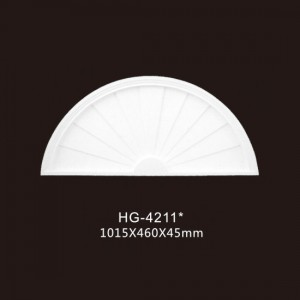 Cheap PriceList for Gypsum Golden Ceiling Crown Moulding - PU-HG-4211 – HUAGE DECORATIVE