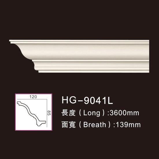New Arrival China PU Frame - PU-HG-9041L – HUAGE DECORATIVE