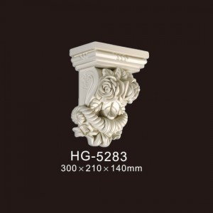 Best Price on Ceilling Medallions - Exotic Corbels-HG-5283 – HUAGE DECORATIVE