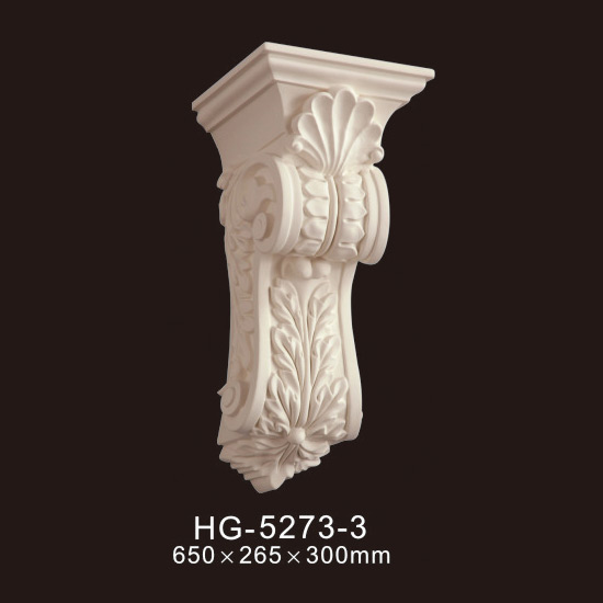 High definition Cheap Fireplace - Exotic Corbels-HG-5273-3 – HUAGE DECORATIVE Featured Image