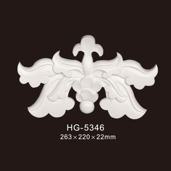 Factory making Square Pillar Column - Veneer Accesories-HG-5346 – HUAGE DECORATIVE