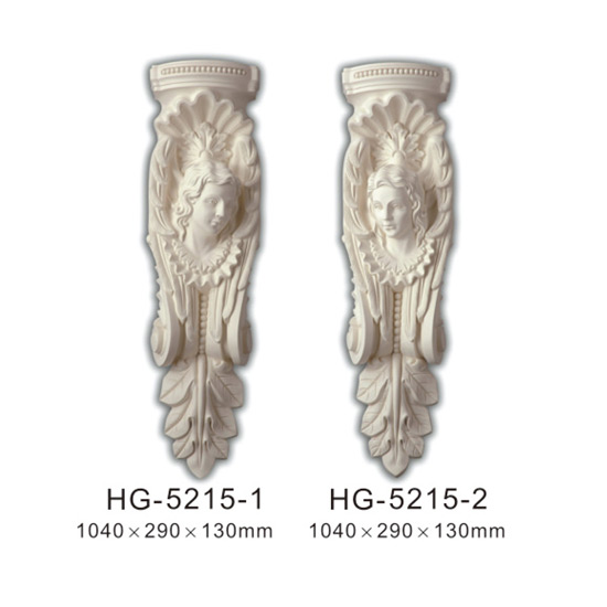 Fireplace Corbels & Surface Mounted Nicbes-HG-5215 Featured Image