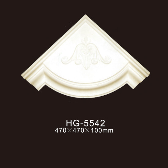 Good quality Poplar Corbels - PU-HG-5542 – HUAGE DECORATIVE