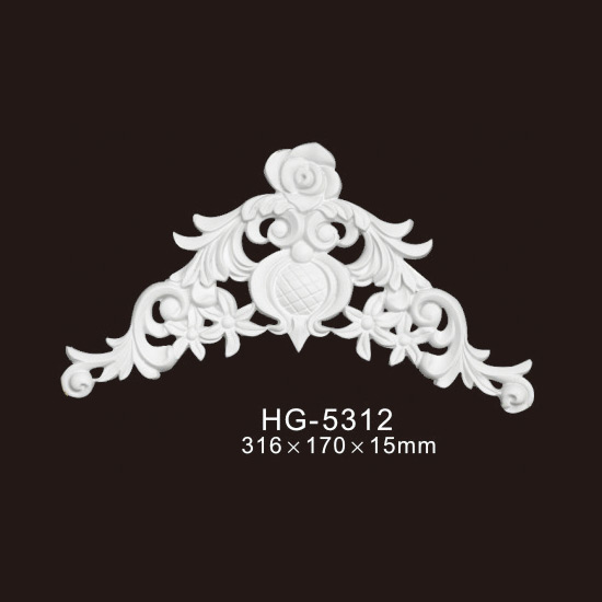 New Arrival China Stone Crown Moulding - Veneer Accesories-HG-5312 – HUAGE DECORATIVE Featured Image