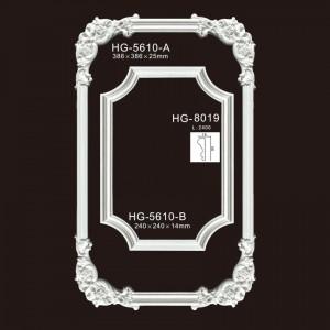 Elegant Corner & Frames-HG-5610