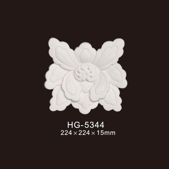 China Supplier Polyurethane Architectural Crown Moulding - Veneer Accesories-HG-5344 – HUAGE DECORATIVE